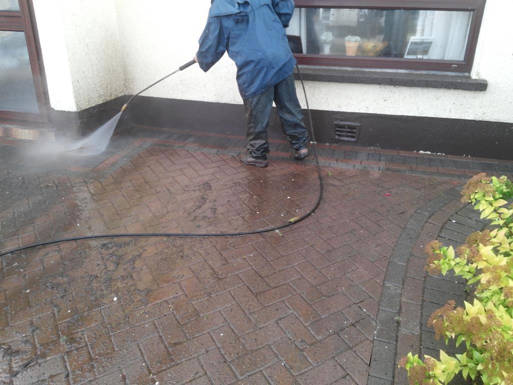Power Washing Kildare