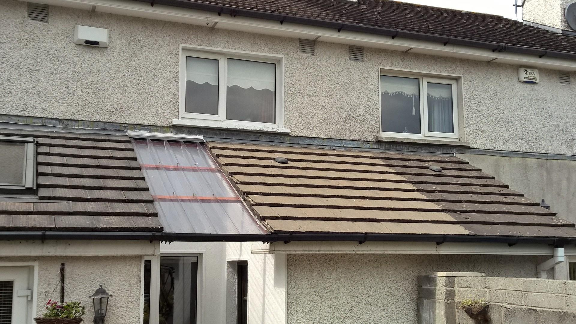 Roof Washing Kildare
